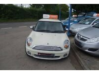 MINI ONE 1.4, WHITE