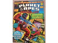 Various original Comics