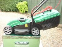 Qualcast 1200w Lawnmower New boxed with manual
