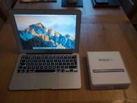 Apple MacBook Air, 11 Inch, mid 2011 4GB RAM, 128GB HDD, with SuperDrive