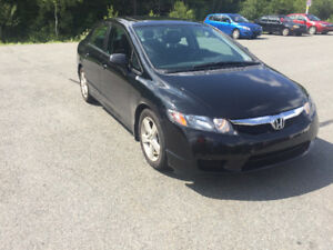 2010 Honda Civic Sport Sedan