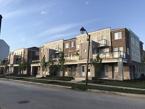 NEW STACKED TOWNHOUSE FOR RENT NEAR FISCHER-HALLMAN & HURON RD