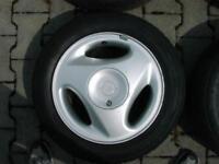 org. Opel Corsa 5,5x14  Conti 165 65 5,5mm ZD89 Bayern - Kirchlauter Vorschau