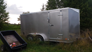 MOVING MUST SELL - ENCLOSED TRAILER, TOOLS, GENERATOR, AND MORE
