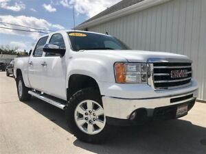 2013 GMC Sierra 1500 SLT | HEATED SEATS | LEATHER |