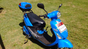 2015 Gio Electric Scooter