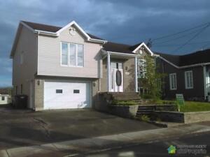 192 000$ - Maison à paliers multiples à vendre à St-Bernard