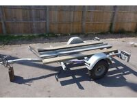 Motorcycle trailer (single) Trailer Tek