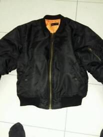 Black combat Jacket for sale