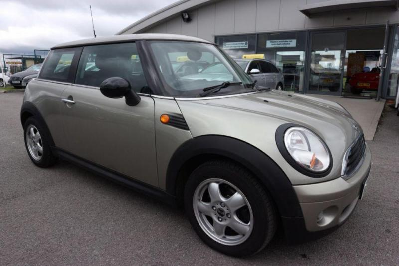 2007 07 MINI HATCH ONE 1.4 ONE 3D 94 BHP