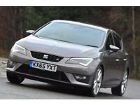 SEAT LEON FR BREAKING- FULL FRONT END AND ALL OTHER PARTS AVAILABLE-