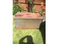 Site heavy duty tool box