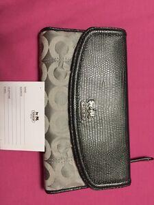 Coach wallet- New