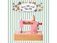 Seamstress Help for Small Children's Wear Company