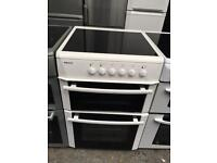 BEKO free standing electric ceramic cooker 60 cm Width In Good Condition And Perfect Working Order