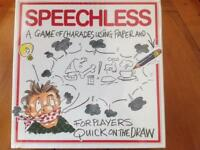 Speechless Charades Game