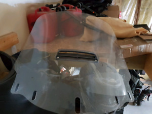 2007 Goldwing windshield