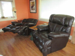 Super Comfy Electric Recliner - New Price