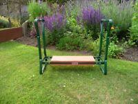 Almost bran new garden kneeler. Good quality in good clean condition. No longer needed.