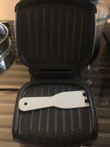 George Forman mini grill