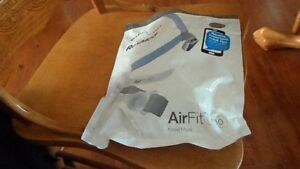 brand new ResMed AirFit N10 nasal Mask for CPAP machine