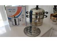 30cm Steamer / Pot