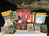 JAMES BOND A VERY LARGE RARE & GOOD COLLECTION OF 34 VARIOUS ITEMS. SOME VERY OLD