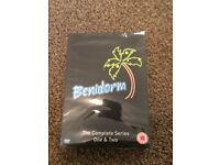 Benidorm box set dvd