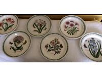Portmeirion Pottery Plates