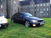 02 Lexus is200 sport