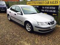 Saab 9-3 1.9 diesel 56 reg 1 year mot excellent condition 50 mpg drives perfect