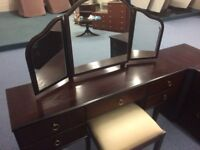 Dressing Table and Stool - Stagg Meistral