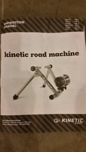 Kinetic Road Machine - Best Bike Trainer