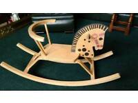 Child's rocking horse (hand made)