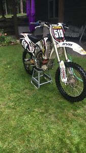 2009 YZ250F  NEED GONE