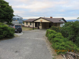 Holiday House with Lake View in West Kelowna