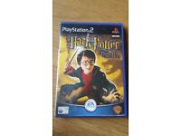 Harry Potter and the Chamber of Secrets PS2 game (second hand)