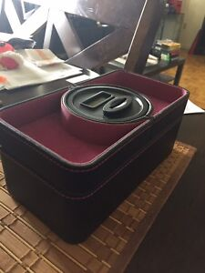 Digital coin counter and storage case