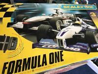 Scalextric Formula 1 set