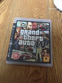 Gta 4 in good condition and ready to have a new owner