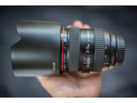 Canon EF 24-70mm F/2.8 L USM Lens - Perfect Condition