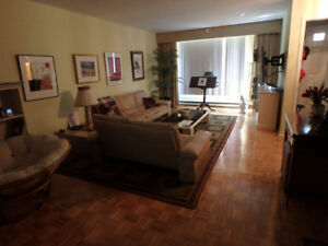 River-view Townhouse with all Appliances and Furniture