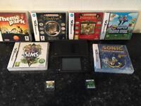 Nintendo DS & 8 games