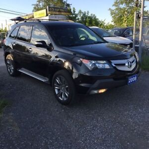 2008 Acura MDX PRE-OWNED CERTIFIED- FULLY LOADED LUXURY SUV