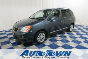 2011 Kia Rondo EX/ALLOYS/HTD SEATS/USB OUTLET