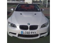 2010 BMW M3 CONVERTIBLE *1 OWNER*FULL BMW HISTORY*VERY LOW MILES*STUNNING CONDITION