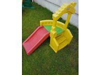 Garden Slide by Little Tykes. Ideal for under 4s