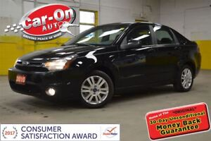 2010 Ford Focus SES LEATHER SUNROOF MICROSOFT SYNC