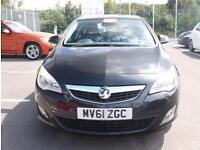 Vauxhall Astra 1.6 VVT Elite 5dr
