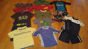 Boys Size 4 Summer Clothes